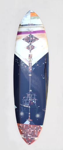 Monica Canilao Surfboard