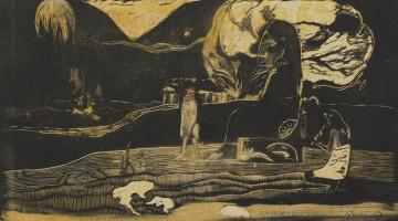 Paul Gauguin (French, 1848–1903). Maruru (Offerings of Gratitude) from the suite Noa Noa (Fragrant Scent)