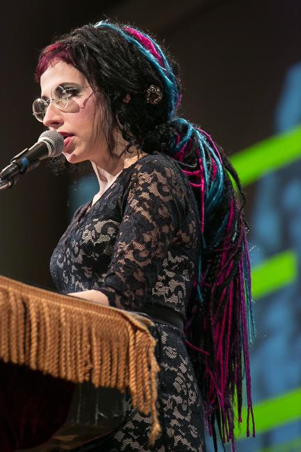 Sofi Oksansen (Photograph © Beowulf Sheehan/PEN American Center)