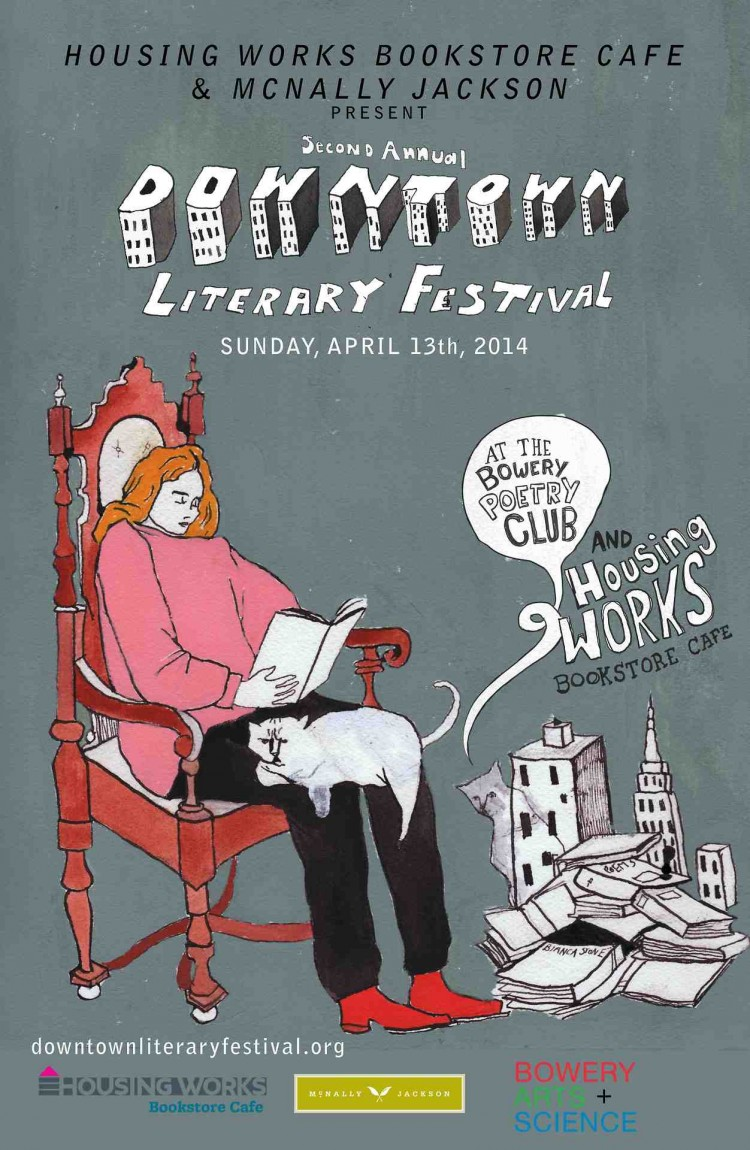 Downtown Literary Festival 2014