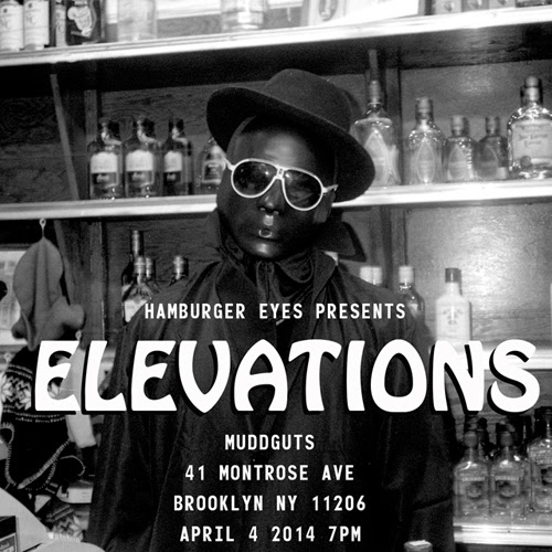 Hamburger Eyes Elevations Exhibition
