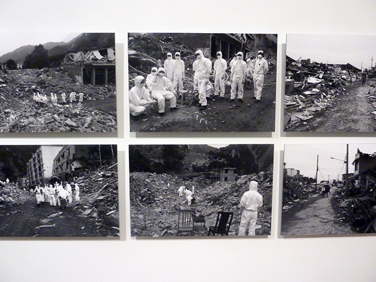 Ai Weiwei, Sichuan Earthquake Photos