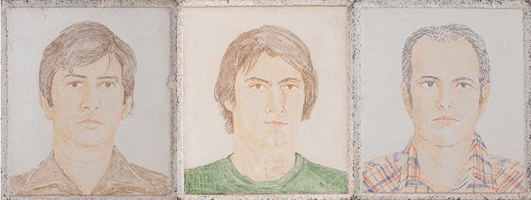 George Schneeman Poet Portraits