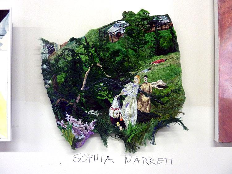 Sophia Narrett Embroidery