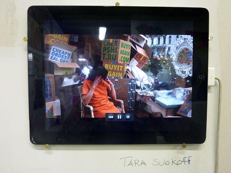 Tara Subkoff Video