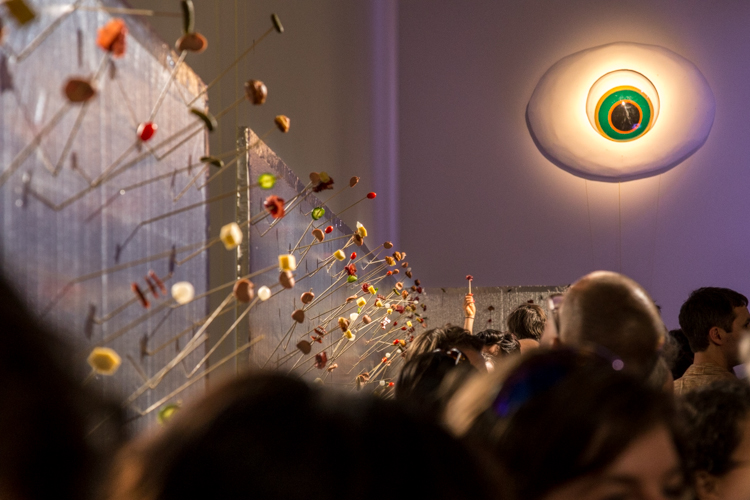 Dada Bomb at Whitebox Art Center