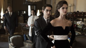 PIERRE NINEY and CHARLOTTE LE BON star in YVES SAINT LAURENT