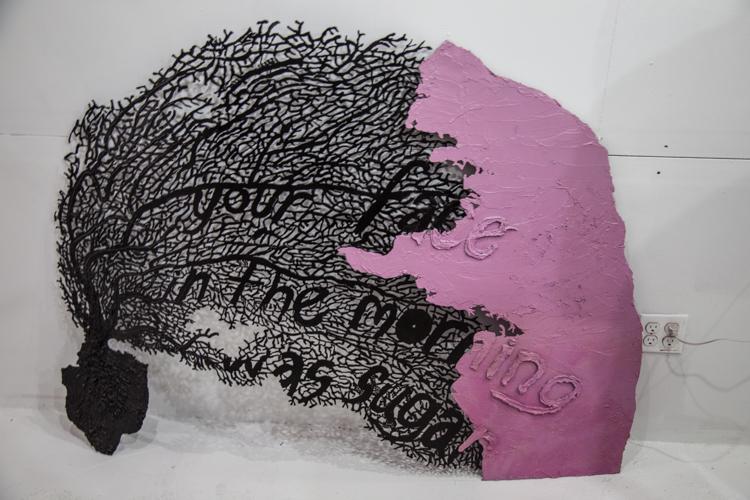 Sculpture by Kyle James Dunn